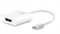 j5create Mini DisplayPort to HDMI adapter